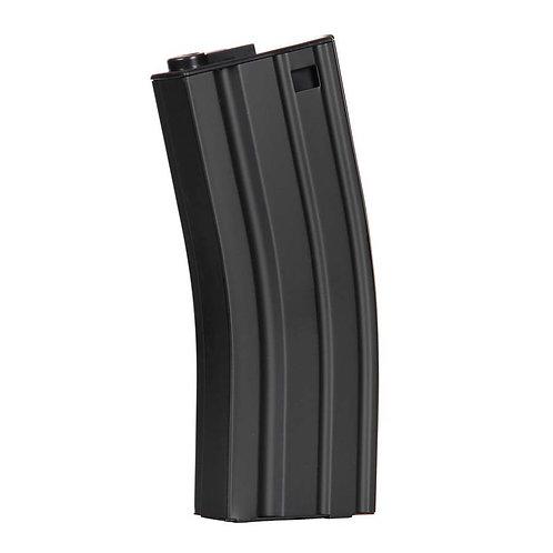 Chargeur :M4 midcap 120 RDS metal - 101 Inc