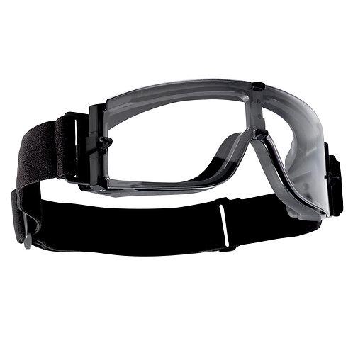 Masque tactique  X800 - clear platinum -BOLLÉ