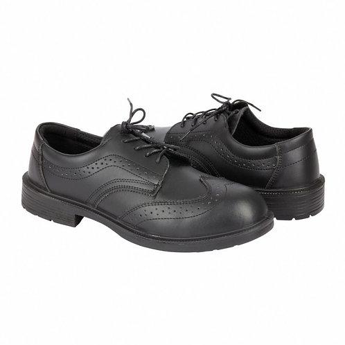 Chaussure de ville Coquée Noire Derby - VVS