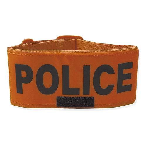 Brassard Fluo POLICE - Patrol