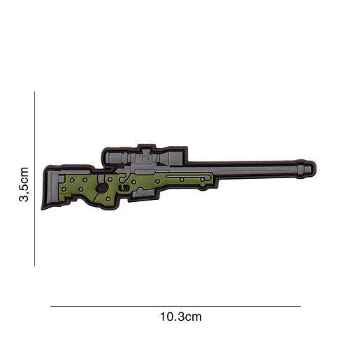 Patch 3D PVC : AI AW-50 -101 Inc