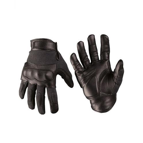 Gants Tactical Kevlar Noir - Miltec