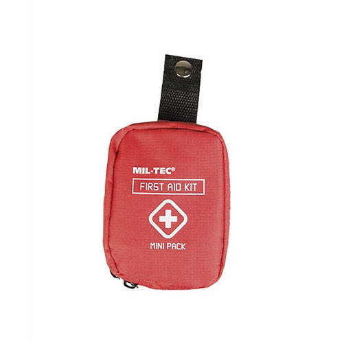 Trousse First Aid Kit Midi Pack Rouge - Miltec