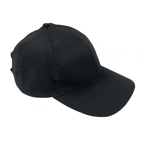 Casquette base ball Noire - CityGuard