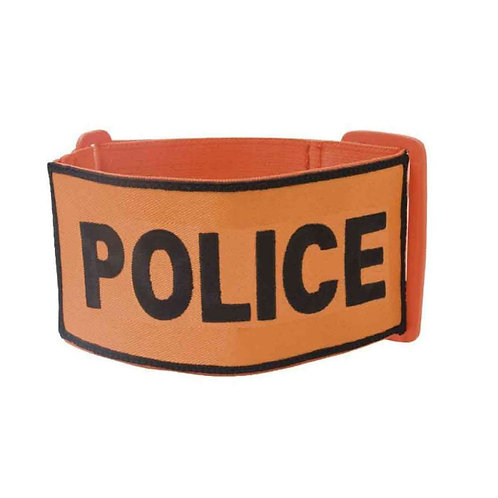 Brassard POLICE brodé - Patrol