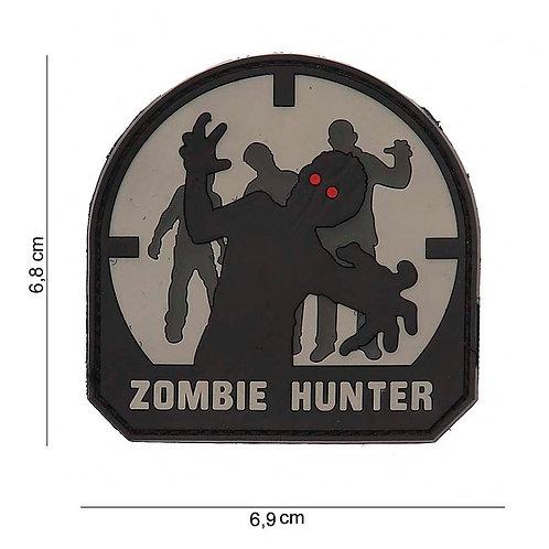 Patch : 3D PVC Zombie hunter SWAT - 101 Inc