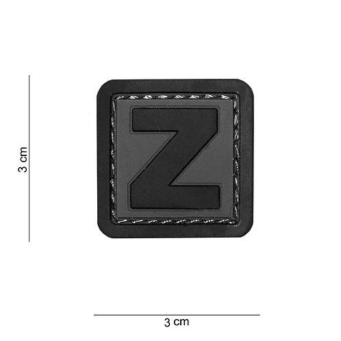Patch 3D PVC : Z - 101 Inc