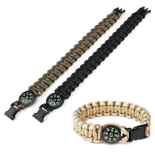 Bracelet paracord K2023 9 inch - 101 Inc