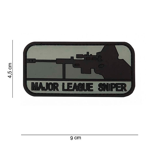 "Patch PVC "" major league sniper dark "" -101 Inc"
