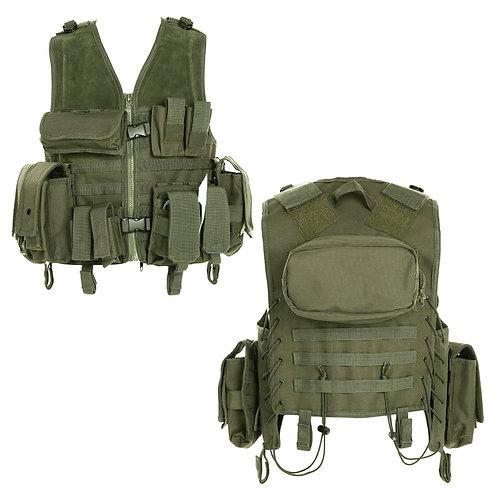 Gilet tactique assault - 101 Inc