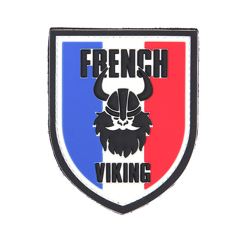 Patch 3D PVC French Viking -101 Inc