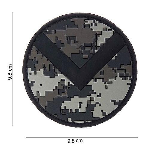 """Patch 3D PVC """" Spartaan shield """" ACU"""