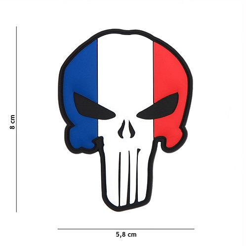 Patch 3D PVC Punisher France