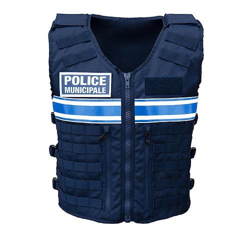 Gilet tactique Police Municipale Unisexe - Le Protecteur