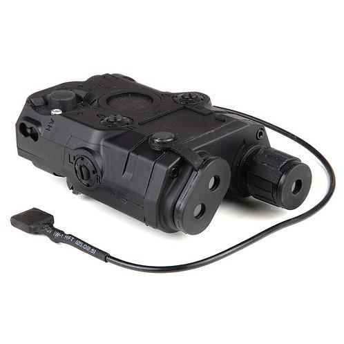 Boitier de batterie : Peq-15 laser vizier + viseur laser rouge - 101 Inc