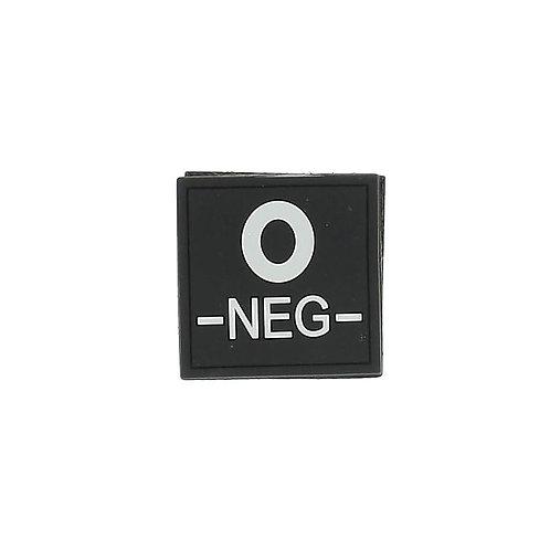 Patch silicone O- Noir - Patrol