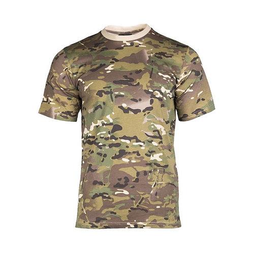 Tee-shirt Multitarn 100% coton - Miltec