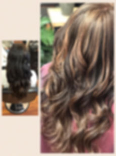 Adding life and new looks to hair