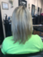 Extensions Back - Before
