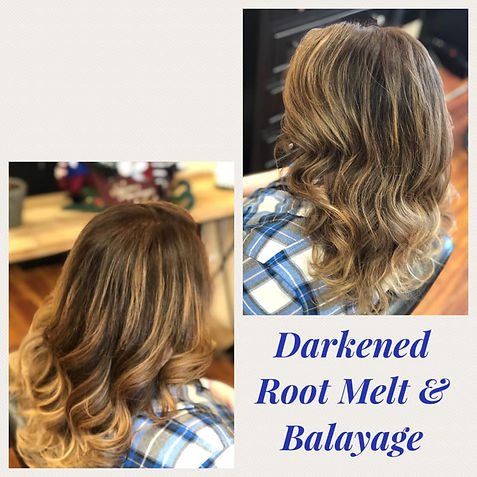 Root Melt & Balayage