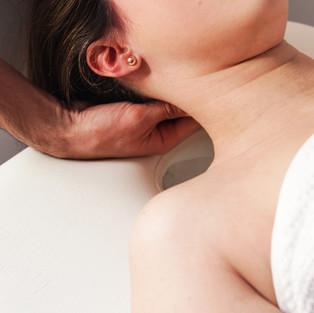 頸部療程 Neck Treatment