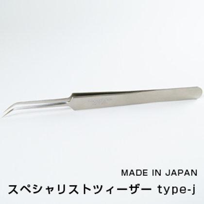 Specialist tweezers(type-j)
