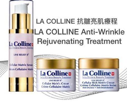 La Colline Anti-wrinkle Rejuvenating Tre