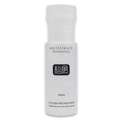 Pretreatment lotion Lipid removal lotion