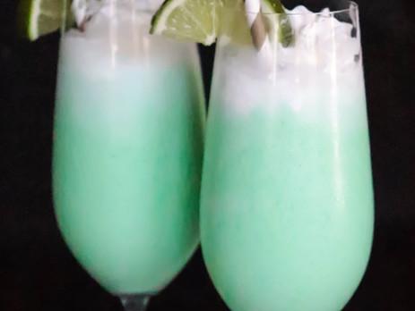 St. Patrick's Day Milkshake