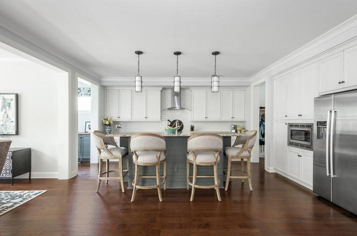 Light & Shadow - Kitchen Full View