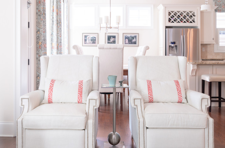 Coastal Casual - Armchair Seating