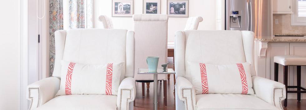Coastal Casual - Armchair Seating