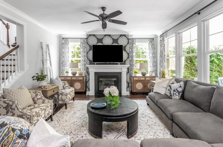 Light & Shadow - Living Room