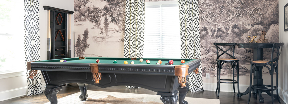 Fun & Family Game Room - Billiards Table