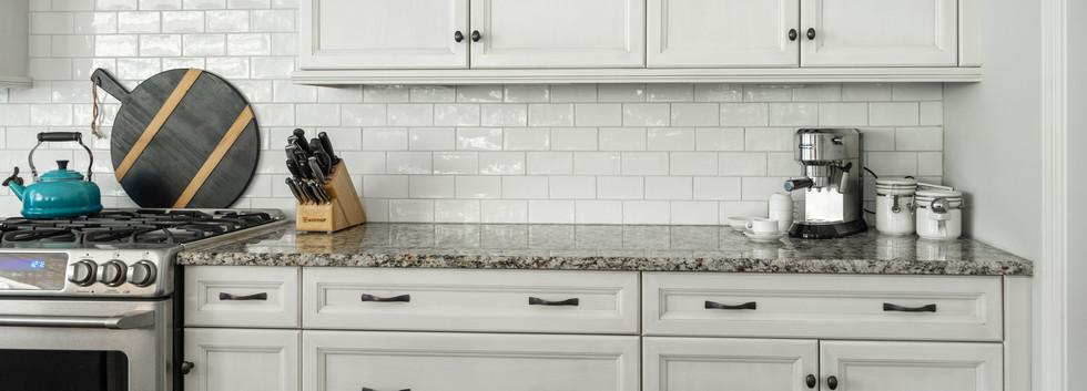 Light & Shadow - Kitchen Stove and Backsplash