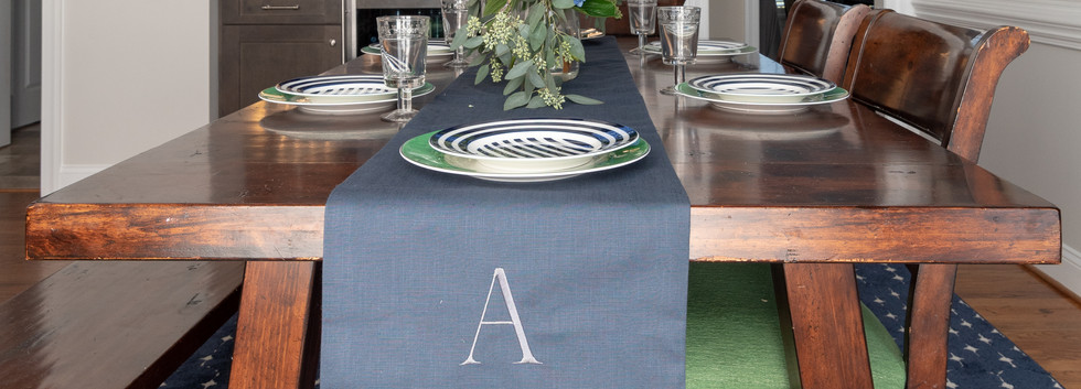 Colorful Kitchen - Dining Room Table Runner