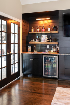 Fun & Family Game Room - Bourbon Wall View 2