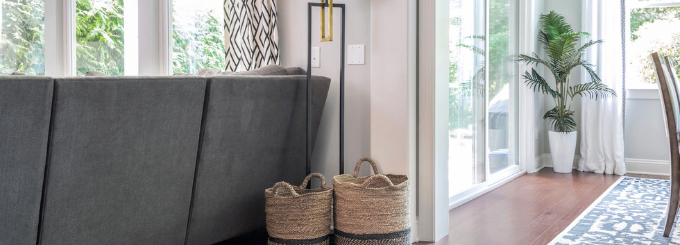 Light & Shadow - Living Room Storage