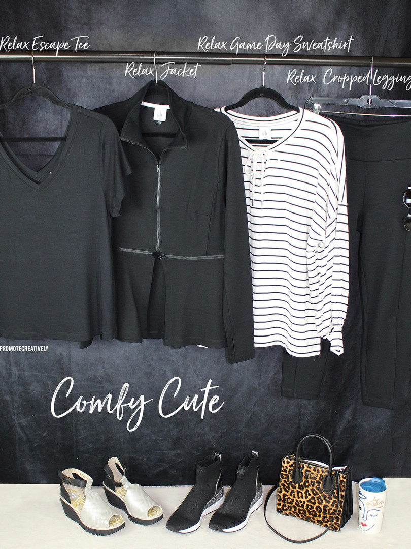 Cute and Casual Wear