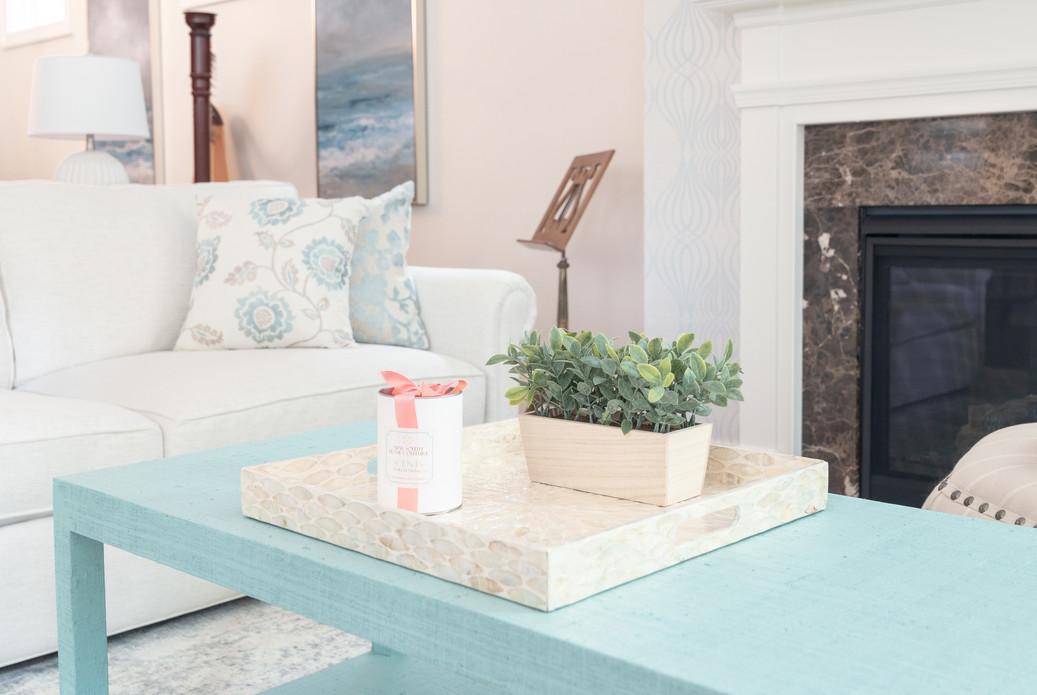 Coastal Casual - Coffee Table
