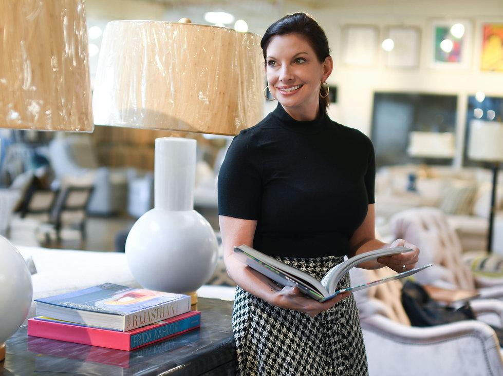 Brenna Morgan Interior Designer -Profile Image