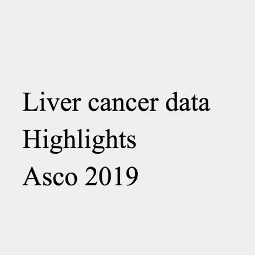 Highlights from ASCO 2019