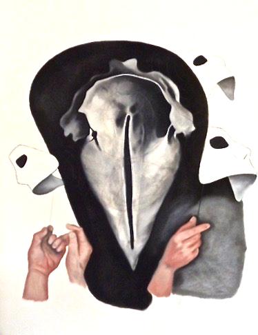 Whale Skull