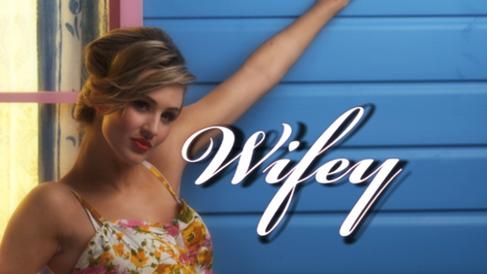 BIG ANG & SIOBHAN: WIFEY