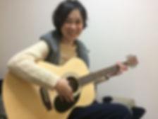 ギター教室 / ウクレレ教室 相模原駅前 アドリブギタースクール 生徒 声 遠藤様【写真】
