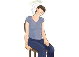 Stretchoefeningen voor een zittend beroep