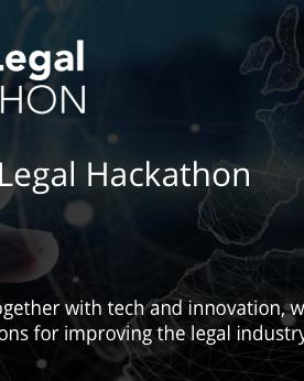 Global Legal Hackathon GLH2020: Inclusivity Challenge