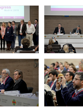 Nearly 300 professionals discuss at the European LegalTech Congress on Innovation, Digital Transform