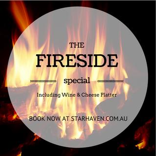 Fireside Special released