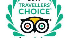 Travellers' Choice Award 2019